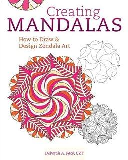 Book Cover: Creating Mandalas: How to Draw and Design Zendala Art