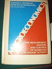 Macroeconomics by Richard G. Lipsey