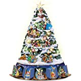 Disney Character Tabletop Tree: The Magic Of Disney by The Bradford Exchange