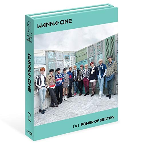 CD : Wanna One - Vol. 1: Power Of Destiny [Romance Version]