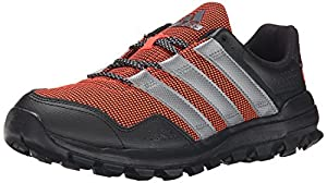 adidas Performance Men's Slingshot TR M Running Shoe, Red/Silver/Black, 10 M US
