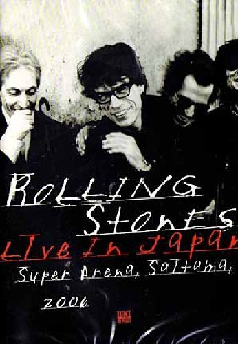 The Rolling Stones - A Bigger Bang - Live In Japan
