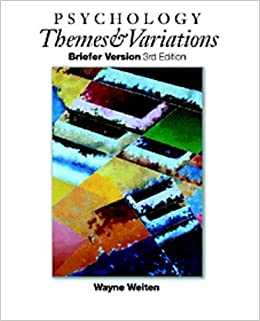 psychology themes and variations pdf