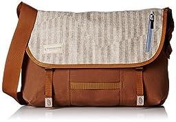 Timbuk2 Dashboard Laptop Messenger Bag, Beige, Medium