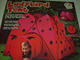 Ladybird Play Tent & Play Tunnel Set. by Kids Play
