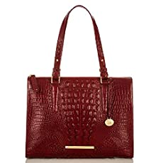 Anywhere Tote<br>Carmine Red Melbourne