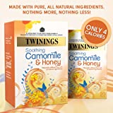 Twinings Camomile Honey Vanilla Tea 20bag - CLF-TWN-F07830