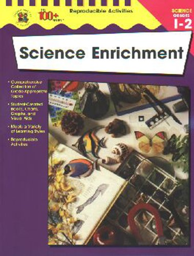 SCIENCE ENRICHMENT GR. 1-2 100+ - 1
