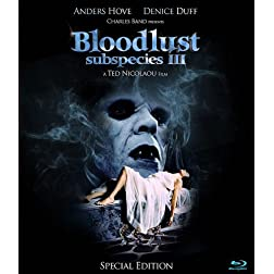Subspecies III: Bloodlust [Blu-ray]