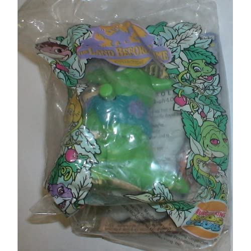 Vintage Unopened Kids Meal Toy  Land Before Time