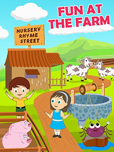 Nursery Rhyme Street on Amazon Prime Video UK