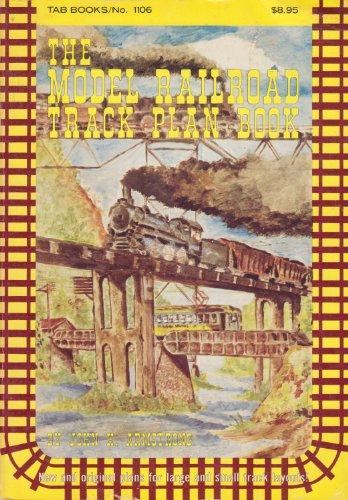 Model Railroad Track Plan Book
