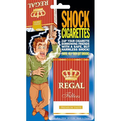 Shock Cigarette Pack