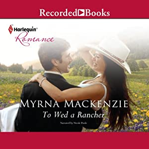 To Wed a Rancher Audiobook