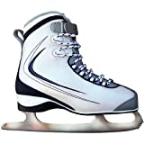 Lake Placid Supreme Women's Soft Boot Figure Ice Skate