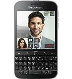 【日本正規代理店品】BlackBerry Classic Black SIMフリースマートフォン ブラックベリー 16GB QWERTY キーボード caseplay FOX PRD-59715-061