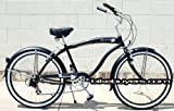 Micargi Rover 7-speed 26&#8243; Beach Cruiser Bike for men Schwinn Nirve Firmstrong Style MBK