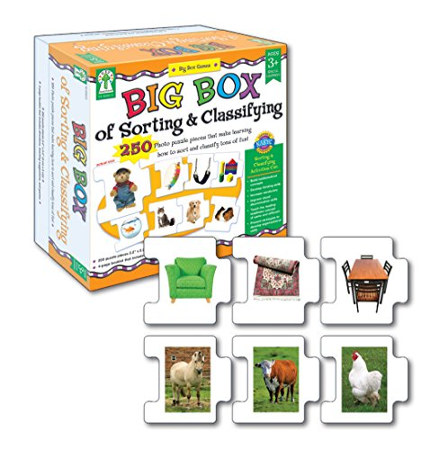 Big Box of Sorting & Classifying - 1