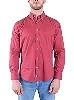 TIME OF BOCHA Camisa Hombre (Rojo Claro)