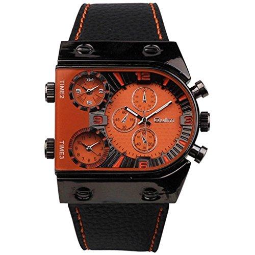 tcella-mens-analog-quartz-orange-u-type-dials-black-leather-wrist-watch