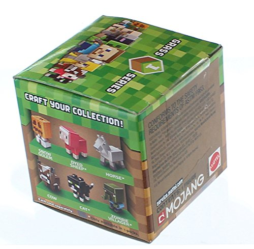Toy Mystery Box : Minecraft series collectible figure mystery blind box