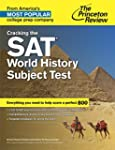 Cracking the SAT World History Subjec...
