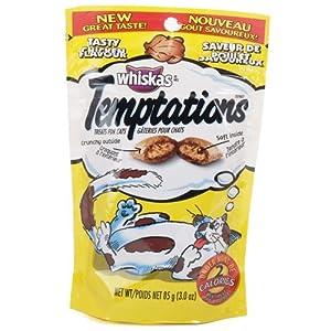 Amazon.com : Whiskas Temptations Cat Treats : Pet Snack Treats : Pet