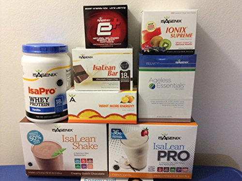 Isagenix Energy & Performance Pak
