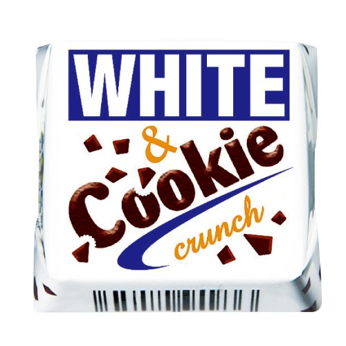 45 pieces one Chiroruchoko White&Cookies...