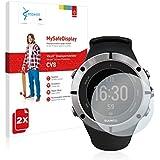 2x Vikuiti MySafeDisplay Displayschutzfolie CV8 von 3M passend für Suunto Ambit2