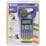Brady BMP21 Handheld Label Printer, Multi-Line Print, 6 to 40 Point Font
