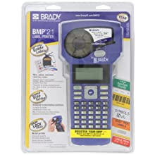Brady BMP21 Label Printer