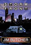 img - for Storm Front (The Dresden Files, Book 1) book / textbook / text book