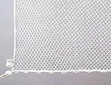 ラッセル安全ネット(0.5m×6m) 白