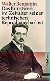 Image de Das Kunstwerk im Zeitalter seiner technischen Reproduzierbarkeit (suhrkamp taschenbuch)