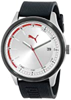 PUMA Men's PU103011001 Wheel Analog Watch by PUMA