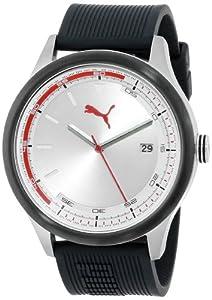 PUMA Men's PU103011001 Wheel Analog Watch by PUMA