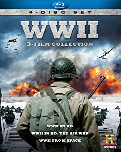 Wwii 3-Film Collection Fka World War II [Blu-ray]