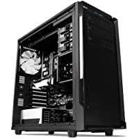 NZXT Source 530 ATX Full Tower Computer Case Chassis and USB 3.0 (Black)