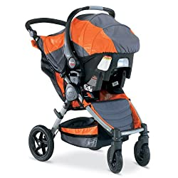 BOB Motion Travel System Orange