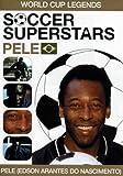 Soccer Superstars: World Cup Heroes - Pele [DVD]