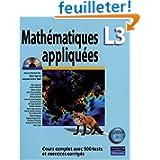 Mathématiques L3 - Mathématiques appliquées: Cours complet avec 500 tests et exercices corrigés