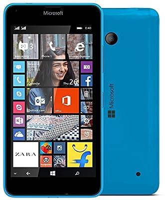 Microsoft Lumia 640 (Cyan, 8GB)