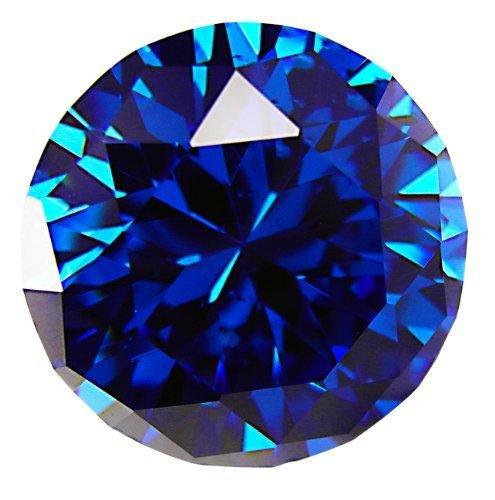 DECOOL (TM) 6 PCS 30mm Blau Kristall Glas Griff Möbelknopf Griffe Möbelknopf Kristall Glas Möbelgriffe Schrauben Möbelgriffe Set Schrankgriff Neu Bling Dekoraktion online kaufen