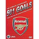 Arsenal 501 Goals