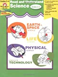 Read and Understand Science, Grades 3-4 (1557998566) by Cheney, Martha