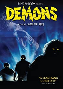 Demons: Special Edition [DVD] [1987] [Region 1] [US Import] [NTSC]