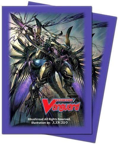 Ultra Pro 55 Bushiroad Cardfight Vanguard Spectral Duke Dragon Deck Protector Sleeves (Cf Vanguard Sleeves compare prices)