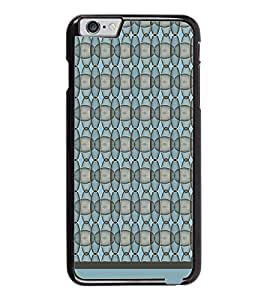 PrintDhaba Pattern D-1157 Back Case Cover for APPLE IPHONE 6 (Multi-Coloured)