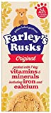 Heinz From 4 to 6 Months Original Farley's Rusks 150 g (Pack of 6)